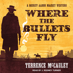 J Rodney Turner voicing Terrence McCauley Where the Bullets Fly