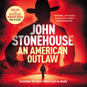 J Rodney Turner voicing John Stonehouse An American Outlaw