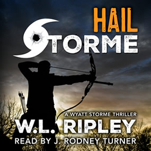 J Rodney Turner voicing W.L. Ripley Hail Storme